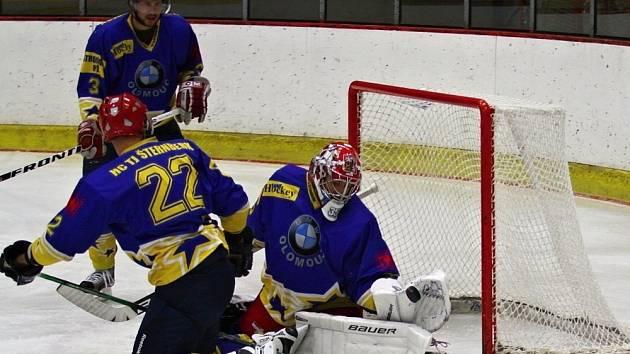 Hokejisté Šternberka