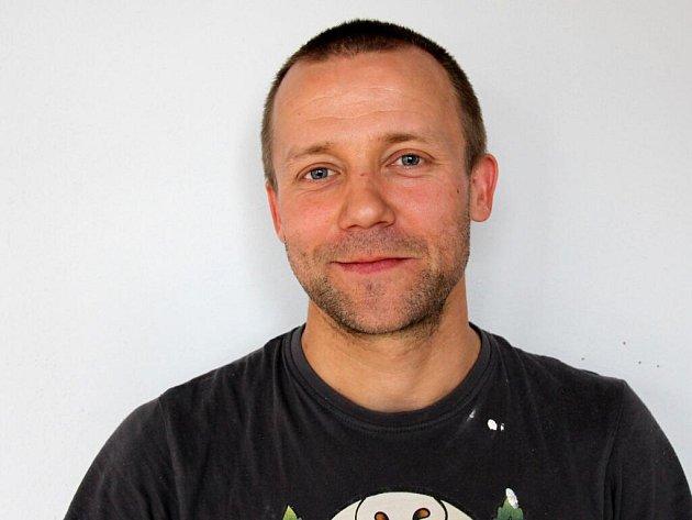 Tomáš Kajnar, hendikepovaný cyklista a paralympionik ze Zlatých Hor