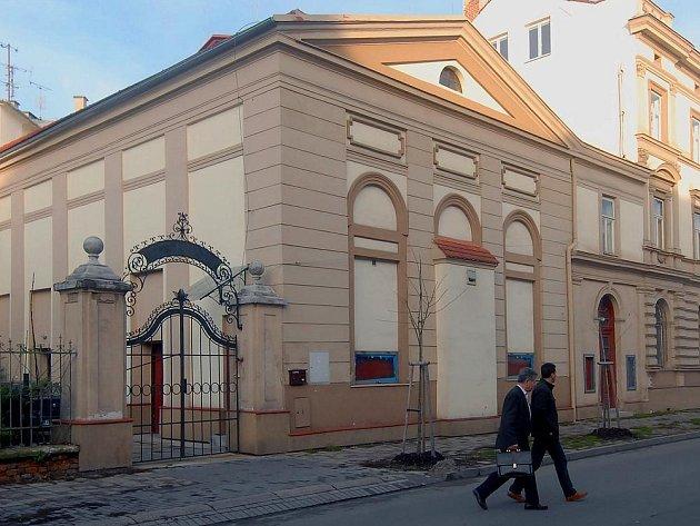 Bývalé olomoucké kino Lípa na třídě Svornosti.