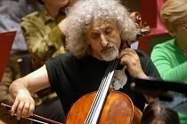 Světoznámý violoncellista Mischa Maisky
