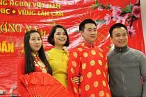 Vietnamská komunita. Ilustrační foto