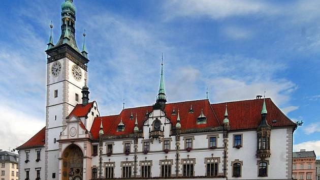 Olomoucká radnice.