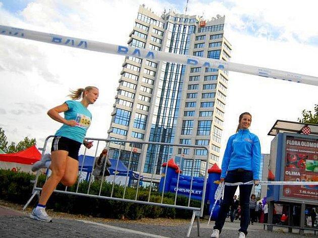Run-up v Olomouci aneb běh do 18. patra RCO