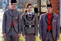 Olomoučtí sokolové si připomenuli 152. narozeniny