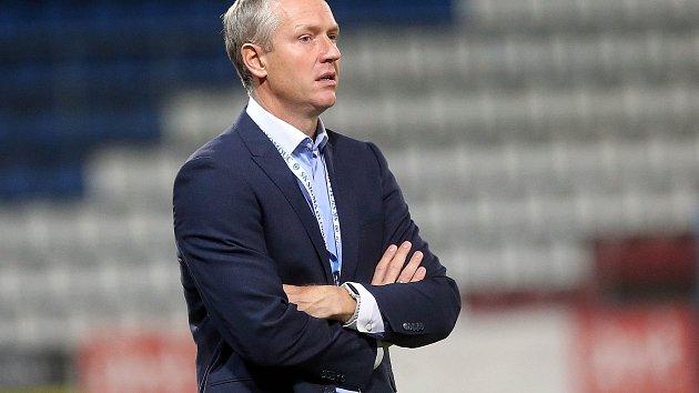 Trenér Sigmy Václav Jílek