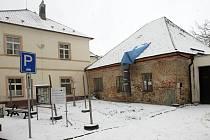 Vznikající Muzeum baroka v Uničově