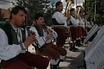 Za dechovou hudbou mohli její příznivci vyrazit v sobotu 16. července do Věrovan na Olomoucku. Odpoledne se tam totiž konal už 13. ročník mezinárodního hudebního festivalu Hanácké kvitek.