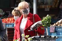 Farmářské trhy. Ilustrační foto
