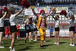 Semifinále McDonald's Cupu.