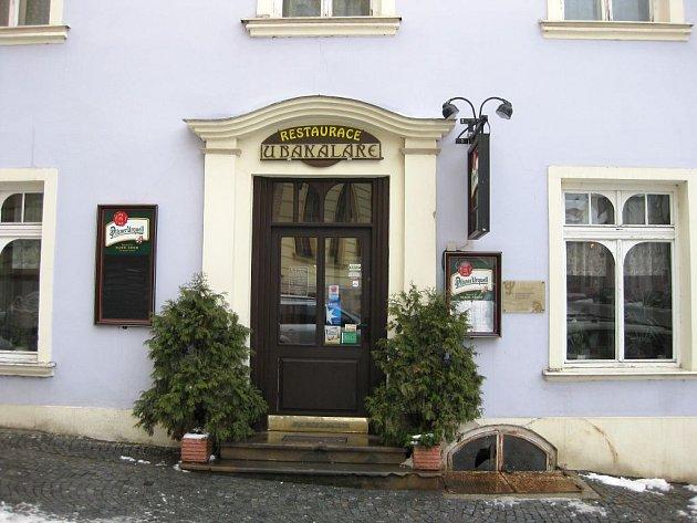 Restaurace U Bakaláře Olomouc