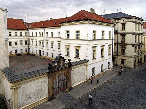 Klášter vKateřinské ulici