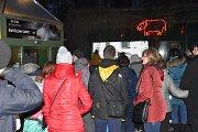 O komentovanou prohlídku areálu zoologické zahrady na Svatém Kopečku projevily zájem stovky návštěvníků