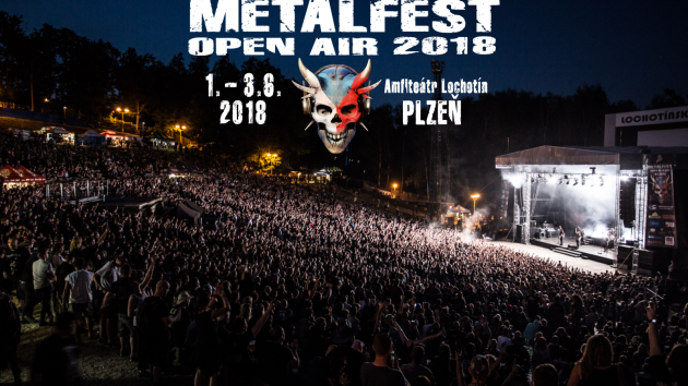 Metalfest v Plzni