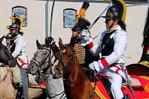 Olmütz 1813 aneb střetnutí vojsk z napoleonských časů na Korunní pevnůstce v Olomouci