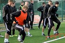 Fotbalisté Sigmy odstartovali přípravu na jarní část ligového ročníku 2011/12