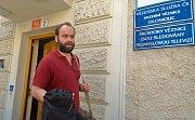 Roman Smetana po propuštění z olomoucké věznice