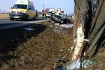 Tragická nehoda u Valšova