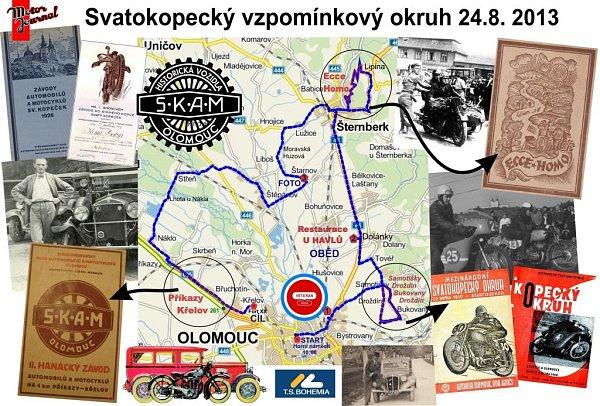 Trasa II. Svatokopeckého okruhu