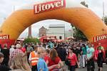 Festival v litovelském pivovaru přitáhl v sobotu tisíce návštěvníků.