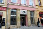 Na Dolním náměstí v centru Olomouce vznikne nový prostor pro umělecké aktivity z bývalé prodejny Alfa textil