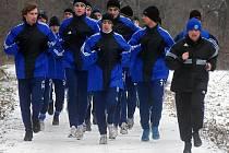 Fotbalisté Sigmy zahájili zimní přípravu.