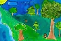 Možný holický lesopark očima dětí