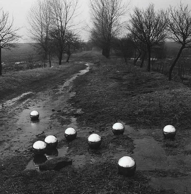 Hugo Demartini, Akce v krajině (záznam akce), 1968