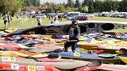 23. ročník extrémního závodu štafet Bobr Cup v Litovli
