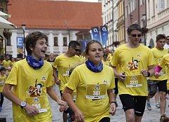 Rodinný běh v Olomouci 2018
