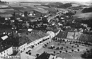 Pohled na Město Libavá (Stadt Liebau)