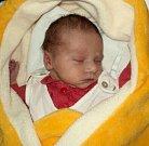 Hana Pavlicová, Šternberk, narozena 18. září ve Šternberku, míra 49 cm, váha 2730 g