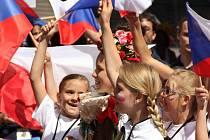 Nejen lidé z Olomouce se účastnili Mistrovství světa v interpretačním umění, které se konalo začátkem července v USA.