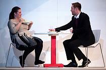 Komedie Tlustý prase v Moravském divadle Olomouc