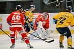 Hokejisté Zlína padli v derby proti Olomouci.