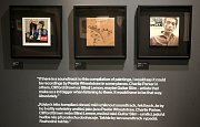 Výstava grafických listů Boba Dylana i tématických fotografií a gramofonovýcn desek ve Vlastivědném muzeu Olomouc.