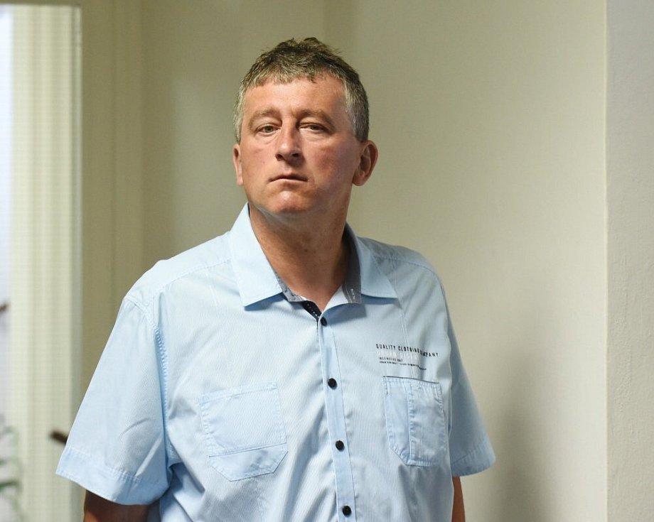Svědek Lubomír Kaláč. Kauza tzv. lihové mafie u Vrchního soudu v Olomouci