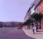 Vizualizace světel pro zrekonstruované Dolní náměstí