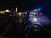 Tragická nehoda u Bohuňovic - 2. 3. 2019