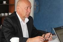 Ivo Barteček při on-line rozhovoru se čtenáři Deníku