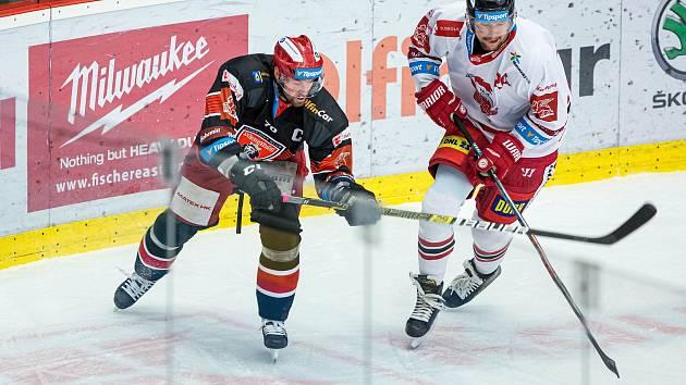 Mountfield Hradec Králové vs. HC Olomouc
