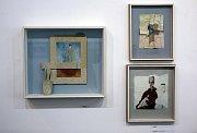 Výstava koláží světoznámého umělce Jiřího Koláře ze sbírky Jana Kukala v olomoucké galerii Patro.