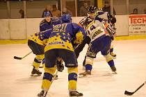 Šternberské hokejisty čeká další zápas.