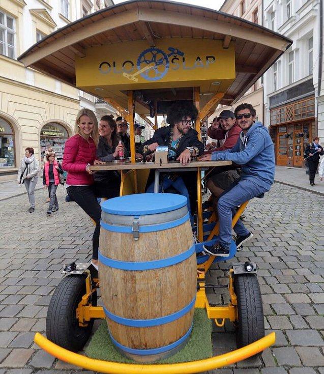 Olomoucký majáles 2016