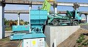 Otevření nového překladiště odpadů v Olomouci – Chválkovicích