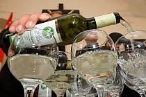 Požehnání svatomartinského vína v Arcibiskupském paláci