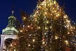 Vyberte nejhezčí vánoční strom v Olomouckém kraji
