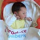 Emma Kamarádová, Štarnov, narozena 15. dubna ve Šternberku, míra 49 cm, váha 2980 g
