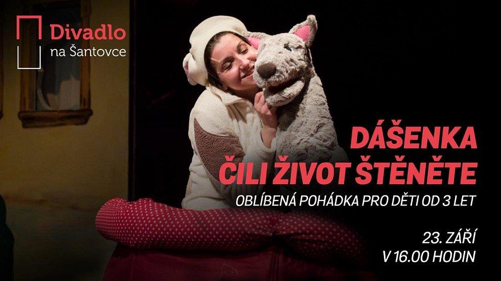 Divadlo na Šantovce představuje program.