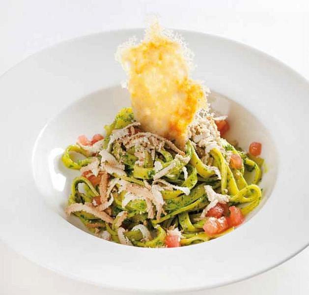 Gastronomie jižního Tyrolska