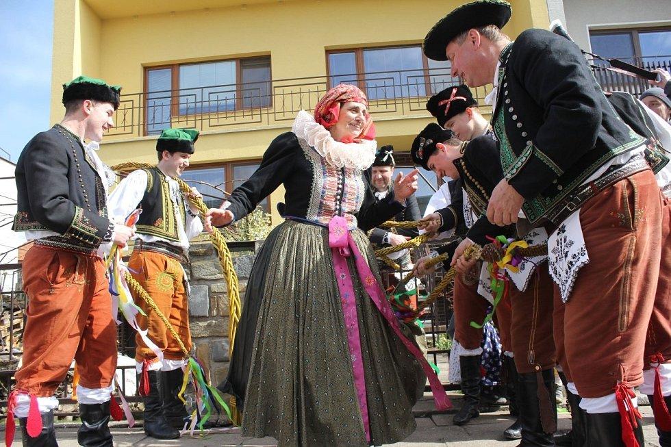 Mrskut v Kralicích na Hané v roce 2015
